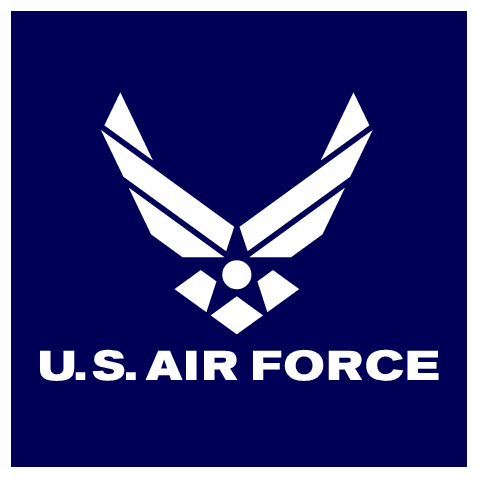 Air force emblems clipart.
