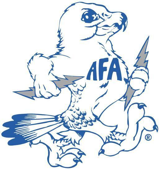 Air Force Academy Mascot.