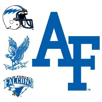 Air Force Logo Peel.