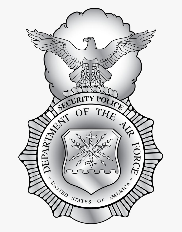Simple Police Badge Png.