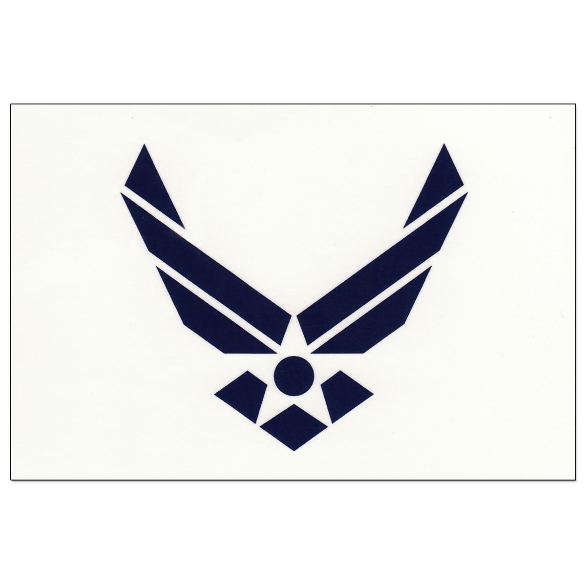 Air force rank clip art.