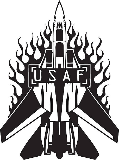 Best Us Air Force Illustrations, Royalty.