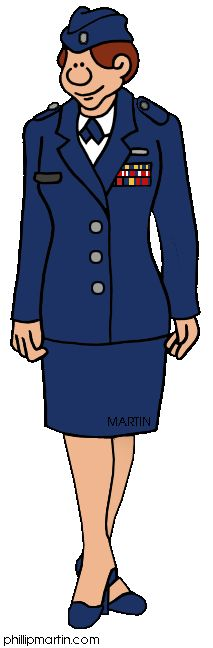 Air force live clipart.