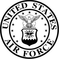 Air Force Logo Clipart.