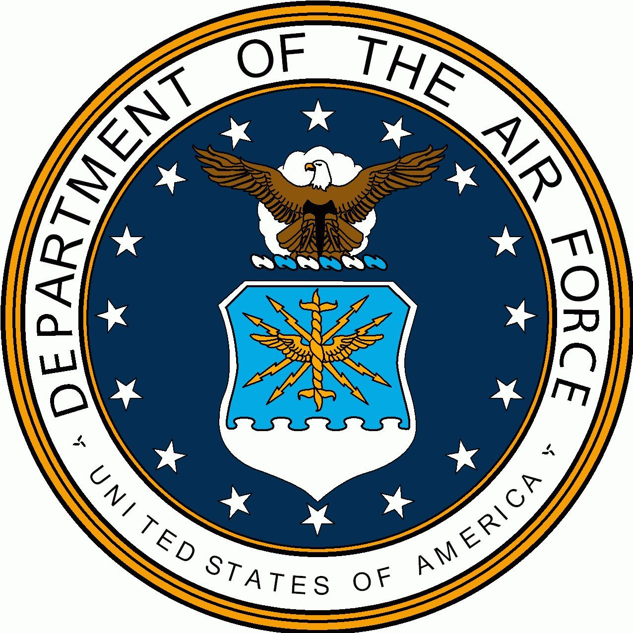 Air Force Seal Logo.
