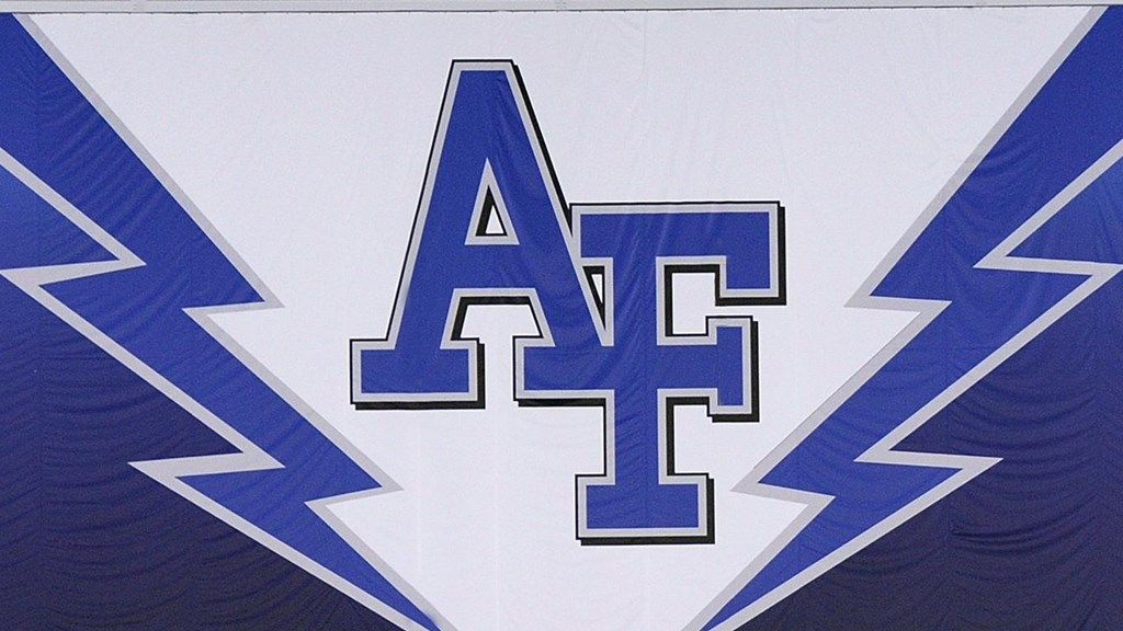 Air Force Football Logo.