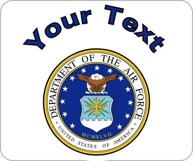 Us Air Force Logo Clip Art N14 free image.
