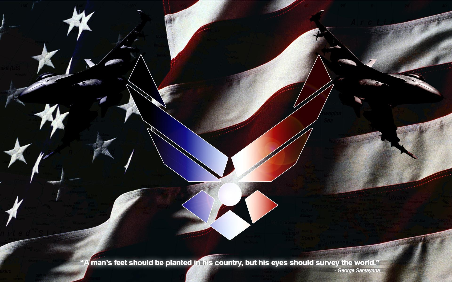 Air Force Logo Wallpapers.