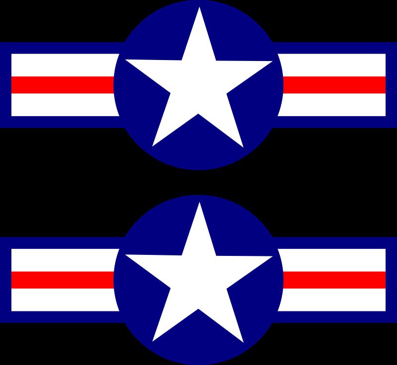 Free Clipart: Air Force Logo.