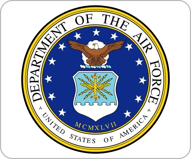 Us Air Force Logo Clip Art N16 free image.
