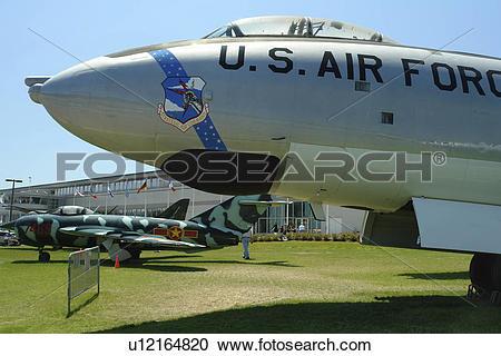 Stock Photography of Seattle, WA, Washington, Museum of Flight.