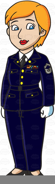 Airforce Uniform Clipart.