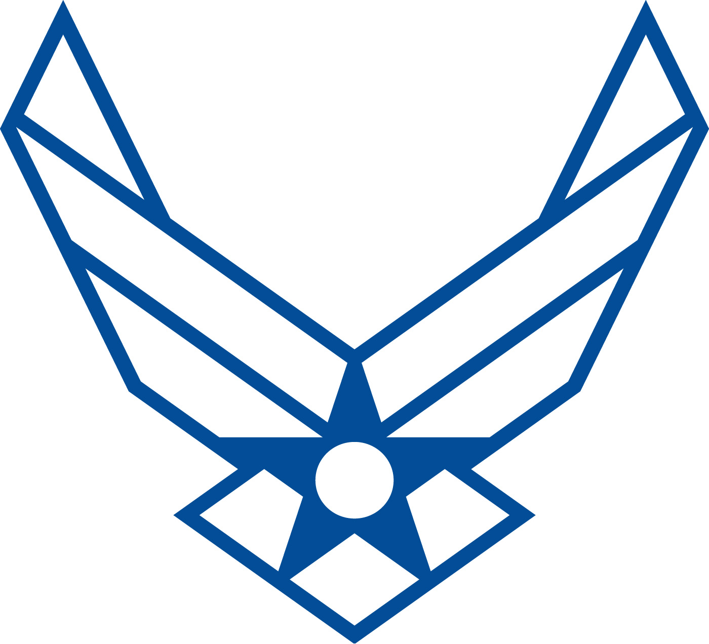 Air force logos clip art.
