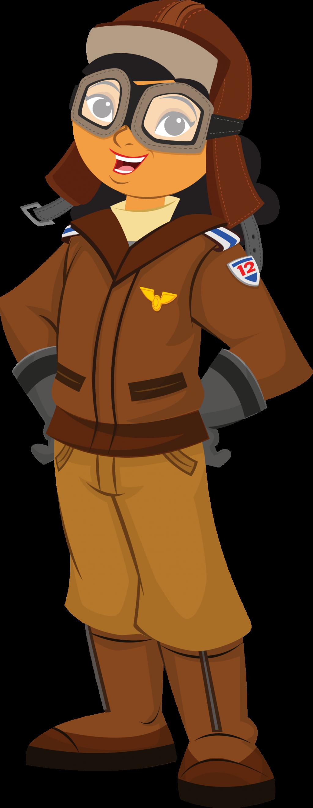 Pilot clipart air force pilot, Pilot air force pilot.