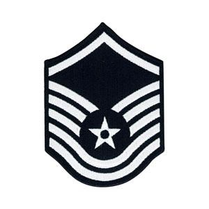 Air Force Master Sergeant E.
