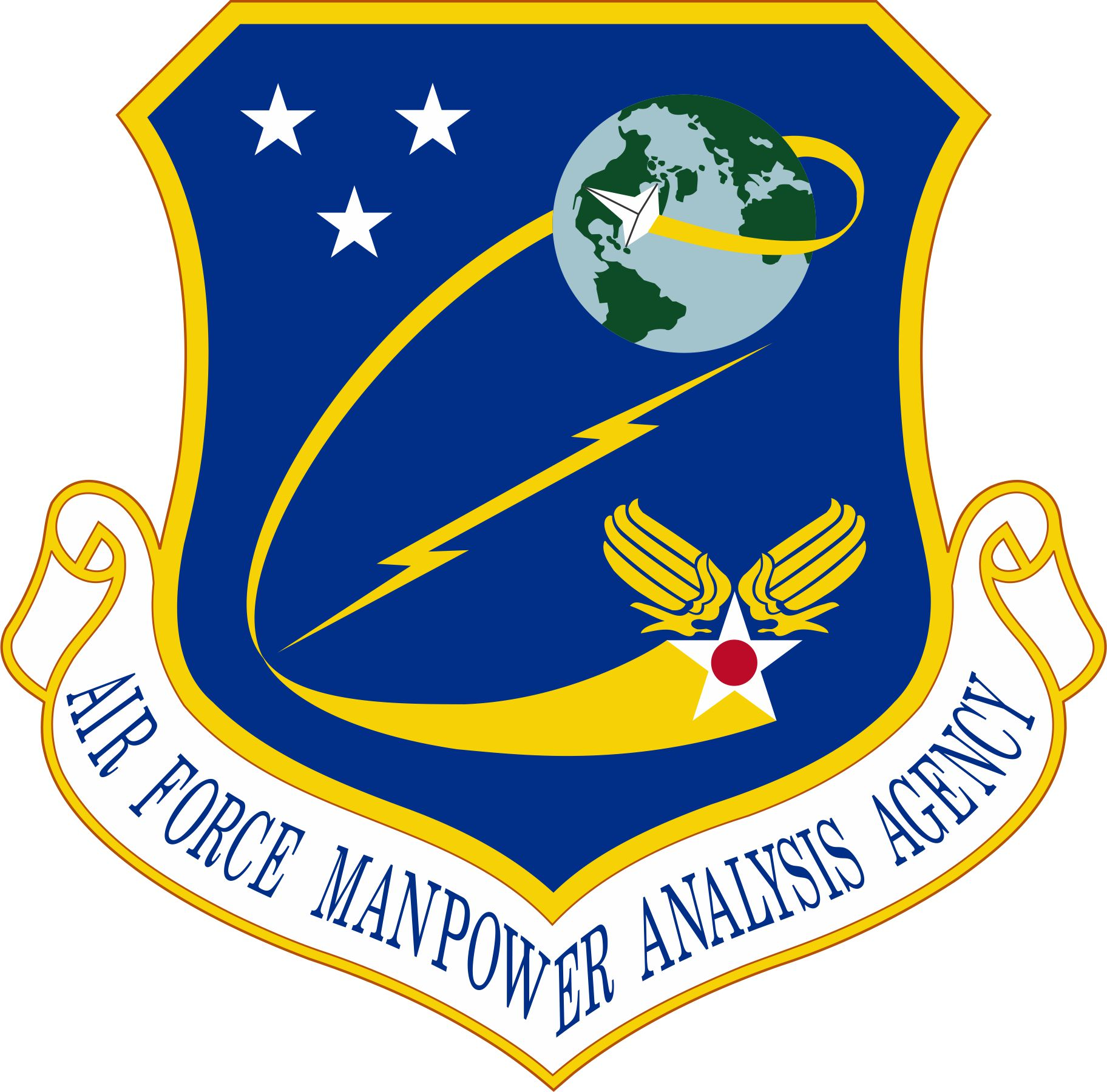Air Force Manpower Analysis Agency > U.S. Air Force > Fact.