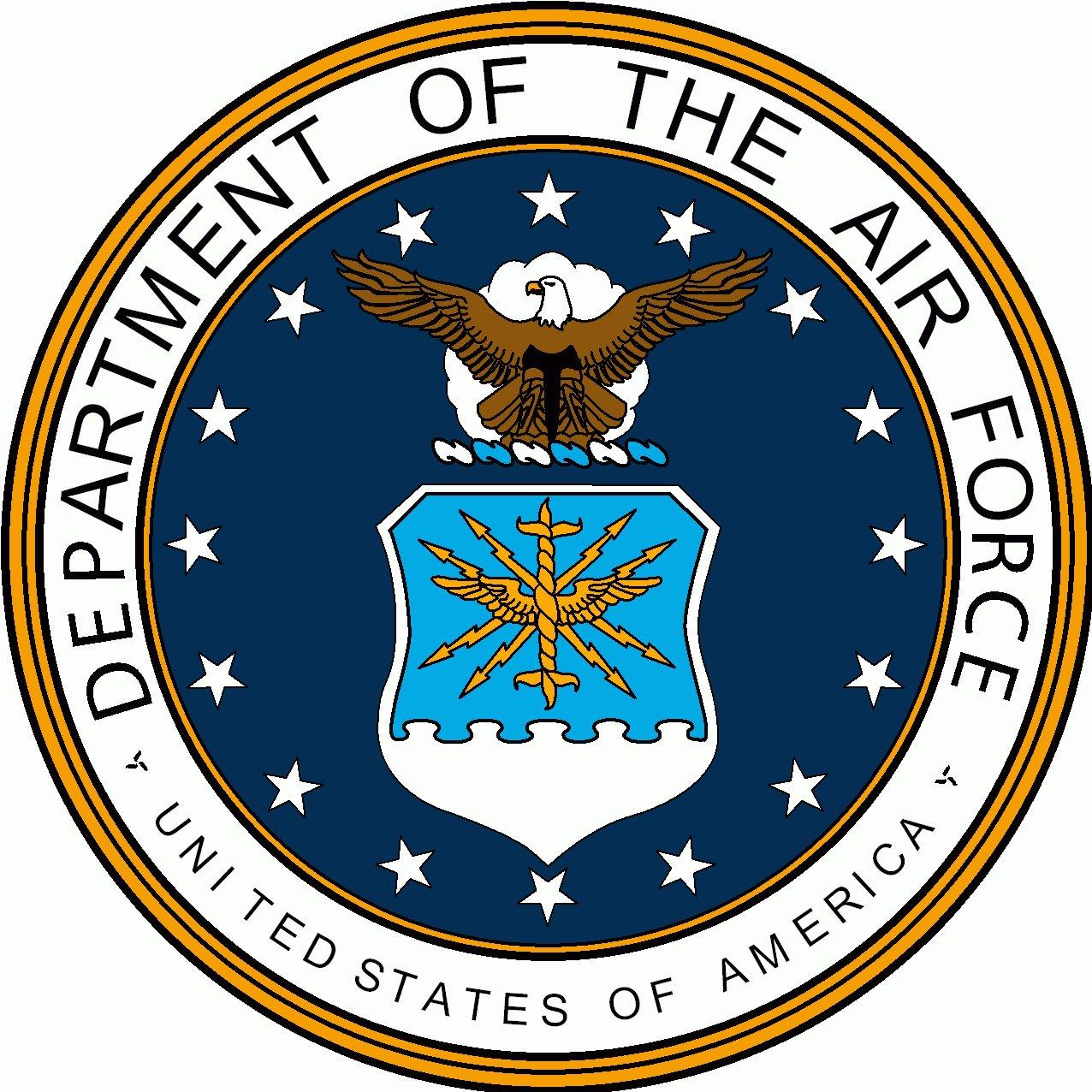 Us Air Force Logo Vector Us Air Force.
