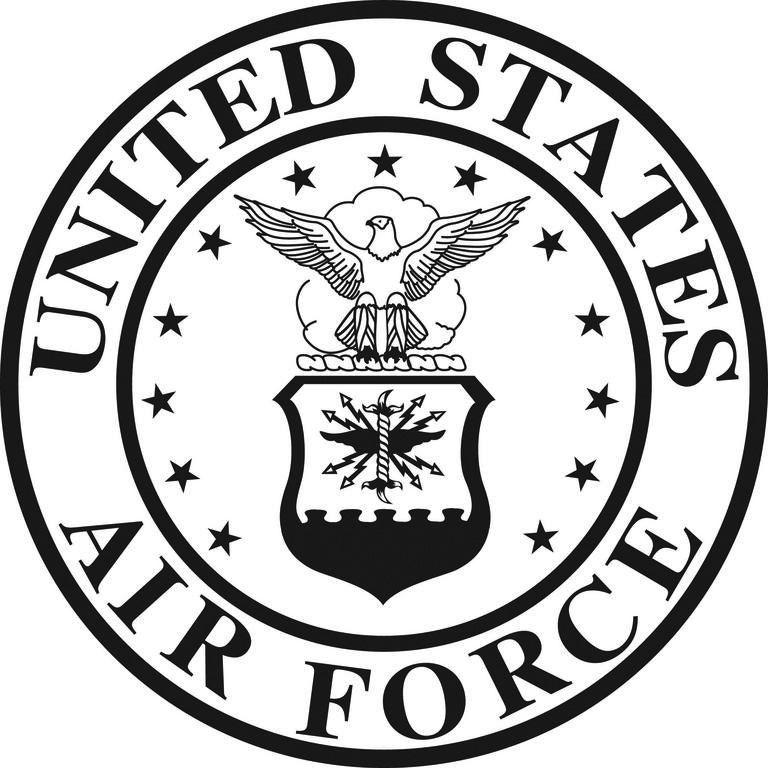Us Air Force Logo Vector at GetDrawings.com.