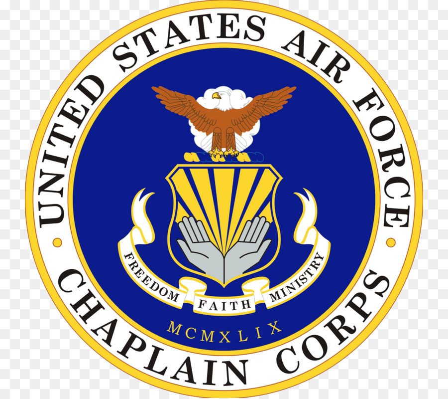 usaf chaplain corps seal clipart United States of America.