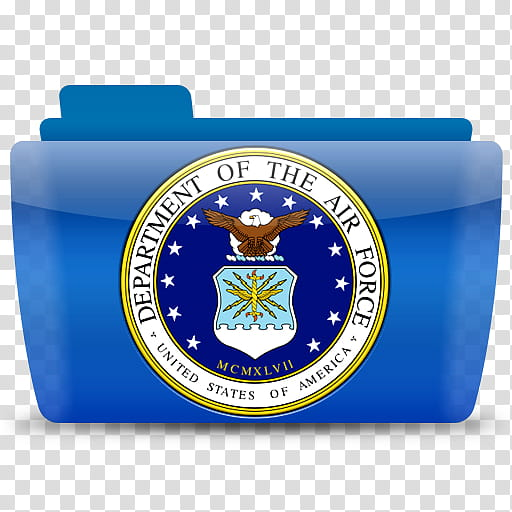 Colorflow icon , US airforce seal transparent background PNG.