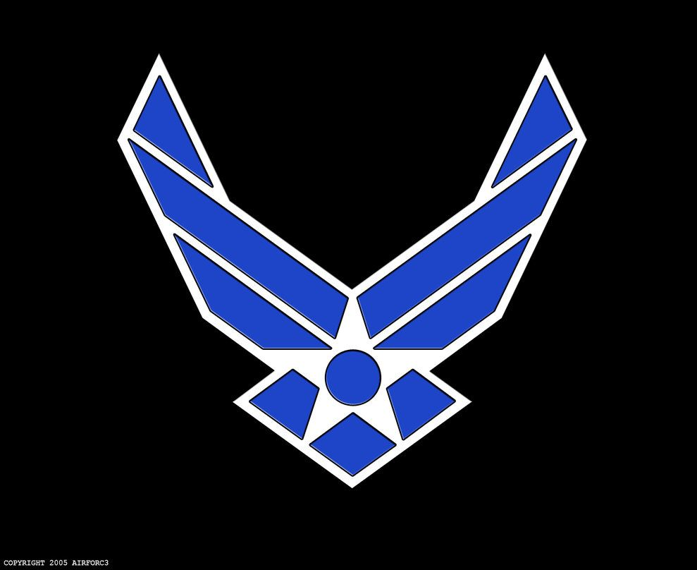 Air Force Symbol Clip Art.