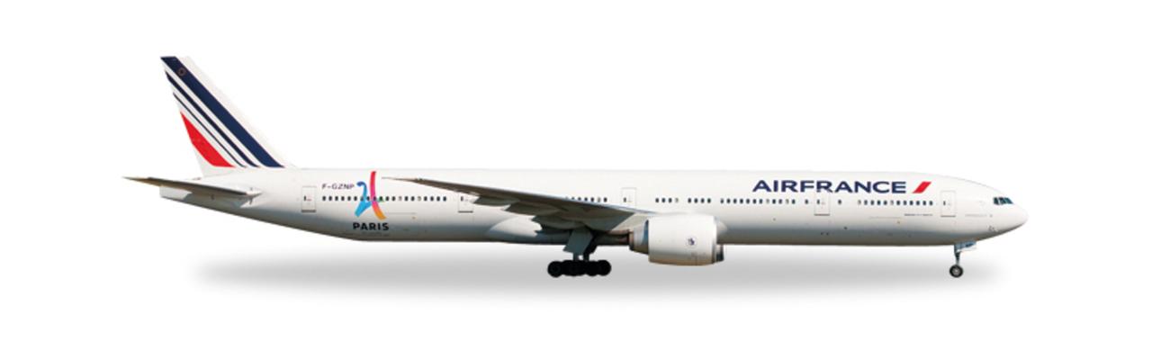 Herpa Air France Boeing 777.