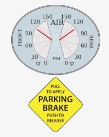 Tire Pressure Gauge Clip Arts.