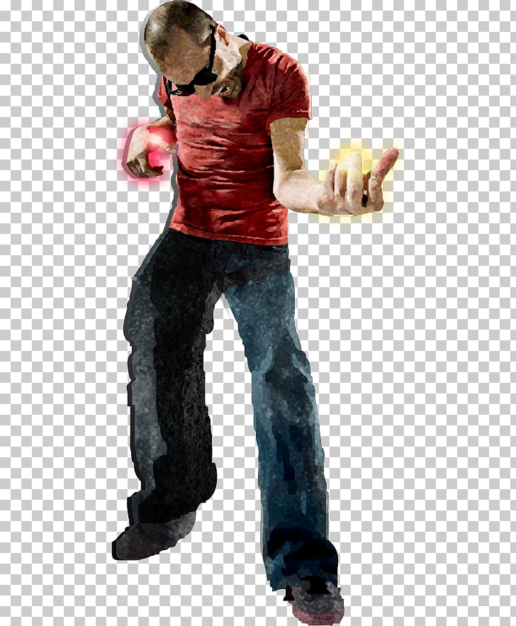 Air guitar Guitarist, man with guitar PNG clipart.