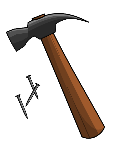 Free to Use & Public Domain Hammer Clip Art.