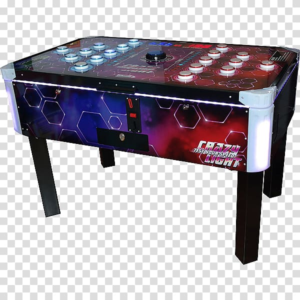 Indoor games and sports Air Hockey Table, table transparent.