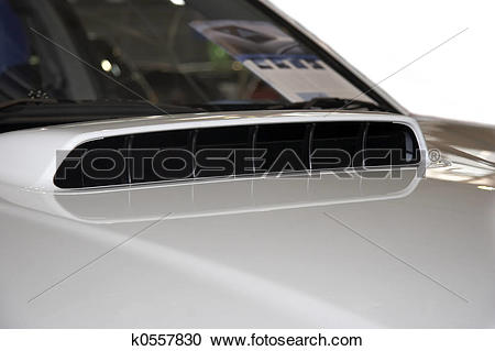 Stock Photography of Air Intake k0557830.