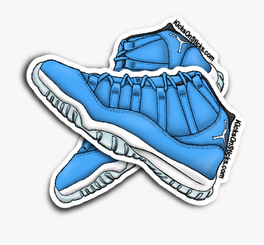 Nike Air Jordan Xi Clipart , Png Download.