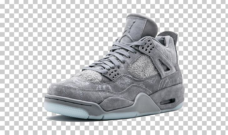 Air Jordan 4 Retro Kaws 930155 003 Nike Sports Shoes PNG.