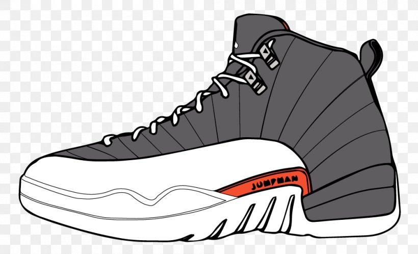 Jumpman Sneakers Air Jordan Clip Art, PNG, 1001x609px.