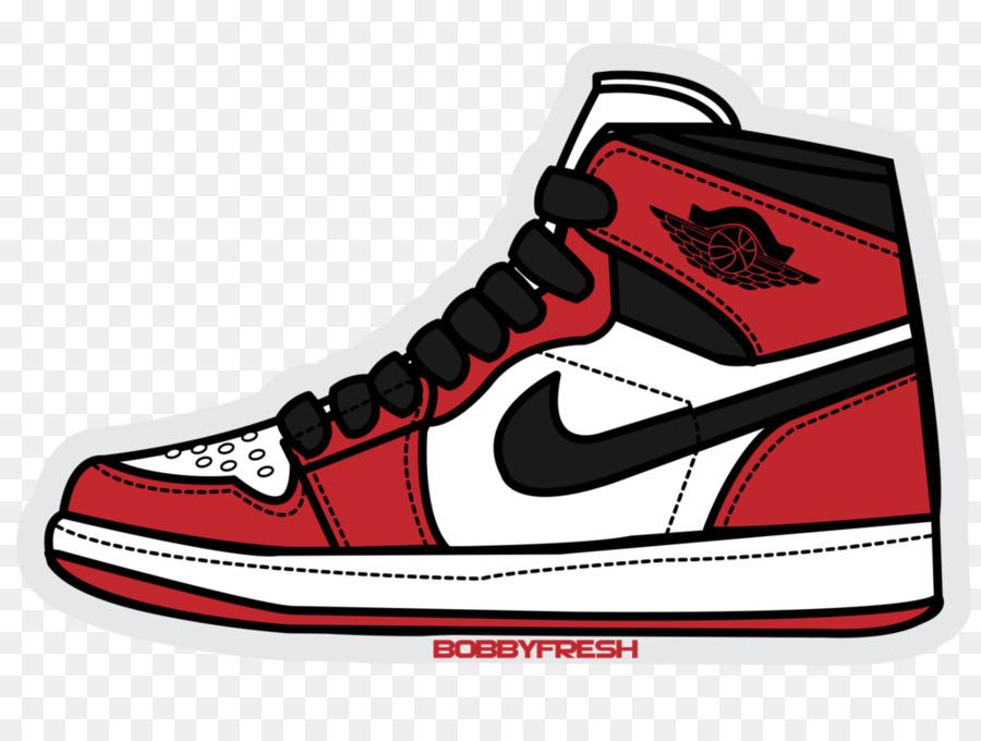 Nike Jordan Logo clipart.