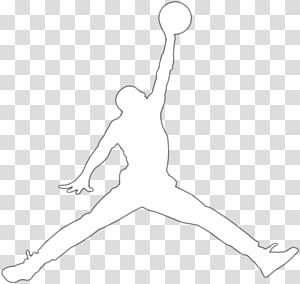 Jumpman Air Jordan Nike Logo Swoosh, nike logo transparent.