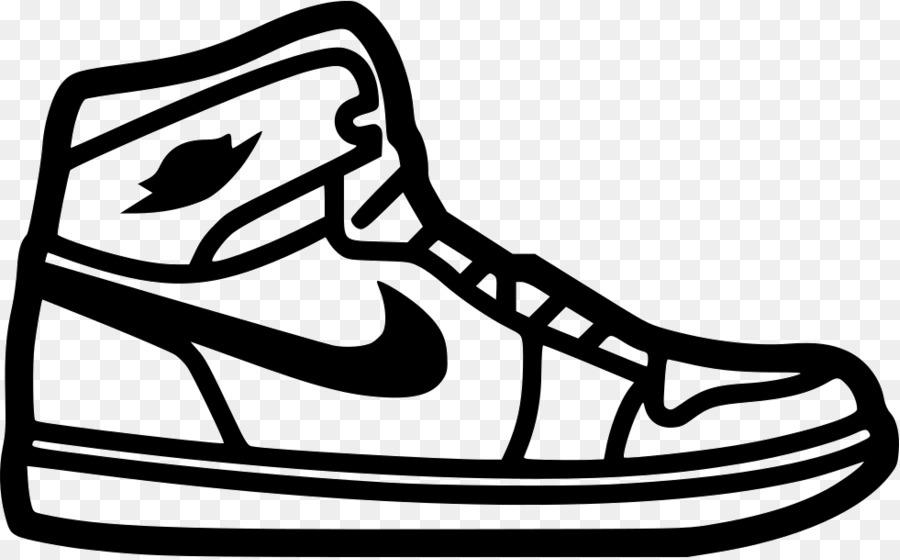 Air Jordan Footwear png download.