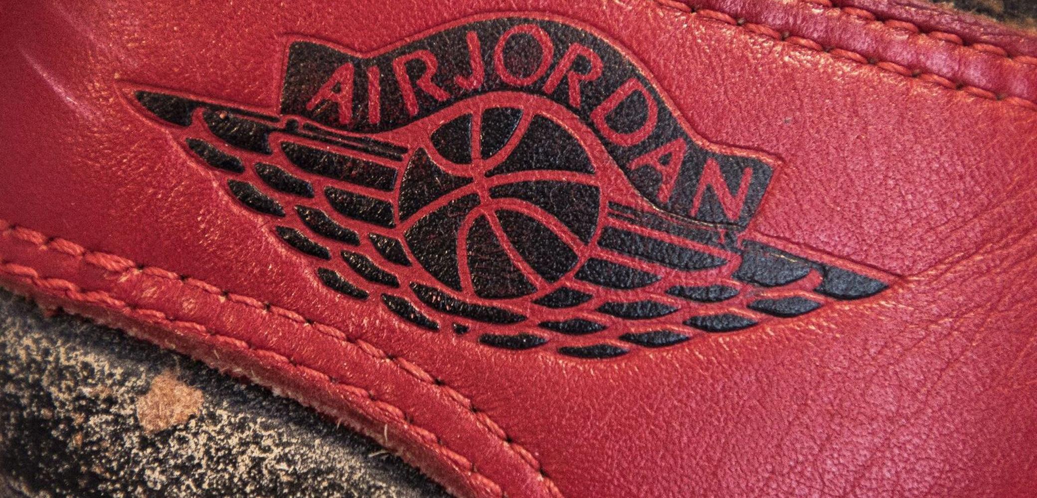 TAKE FLIGHT: The Story Behind the Air Jordan Wings Logo ✈️.