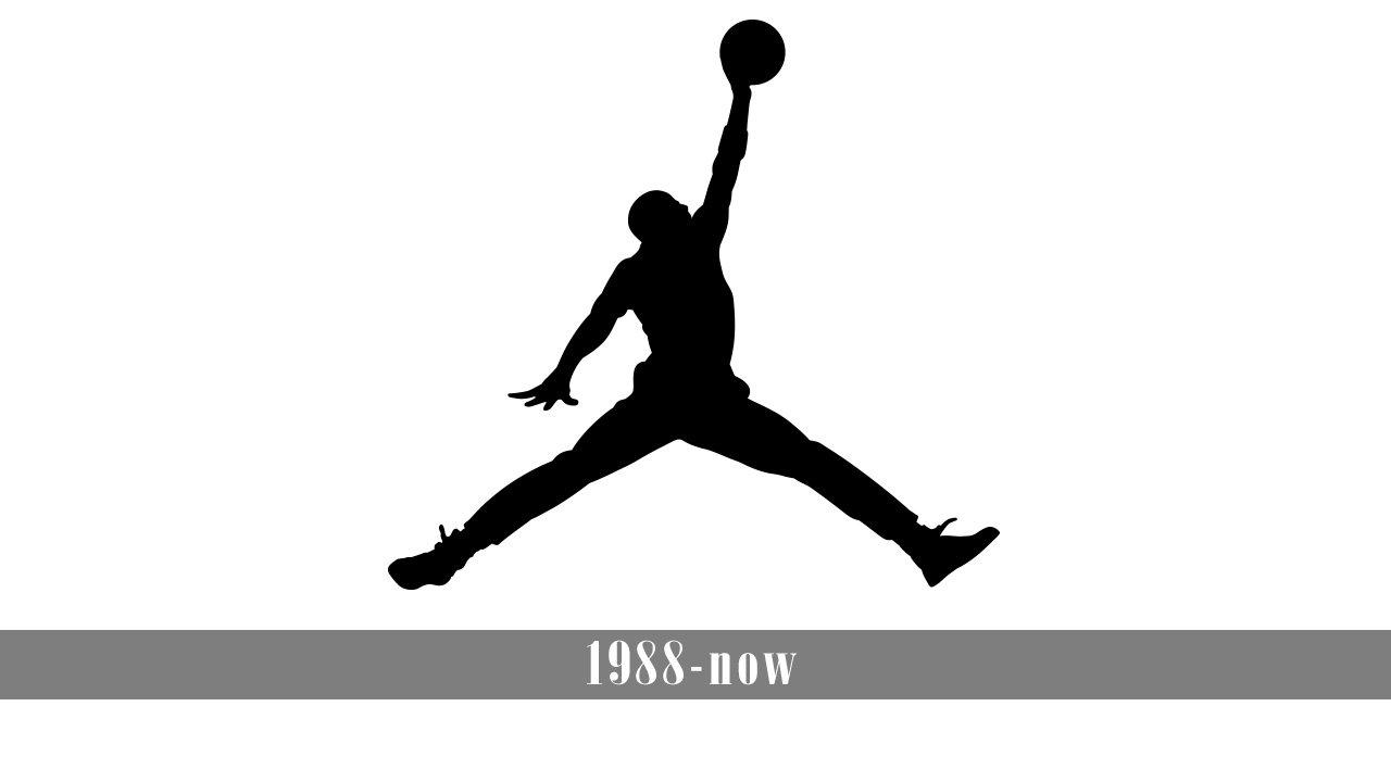 Meaning Air Jordan logo and symbol.