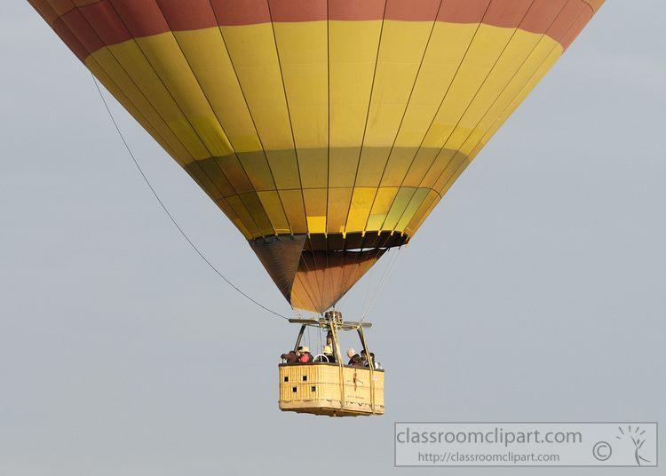 Hot Air Balloon : hot.
