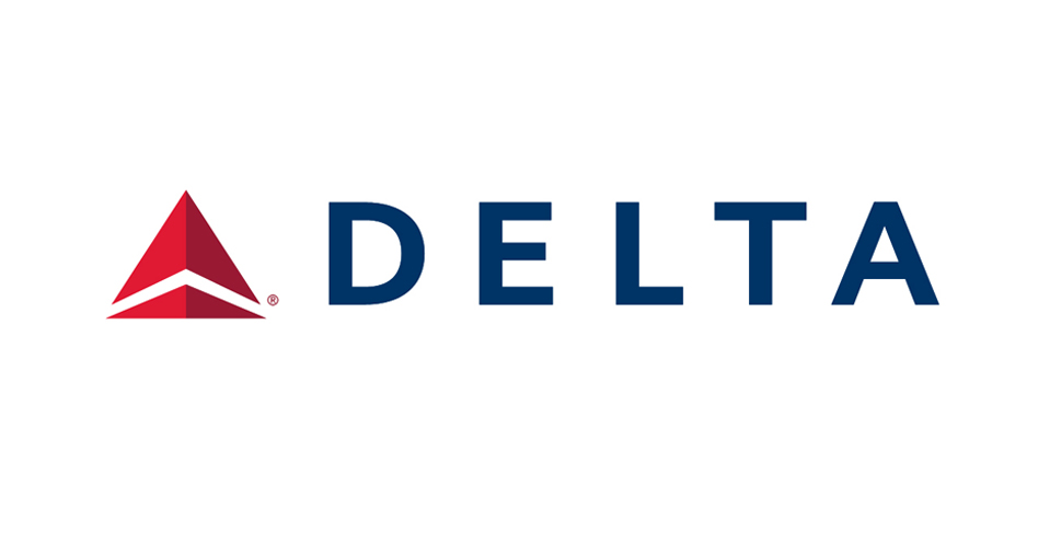 Delta airlines clipart.