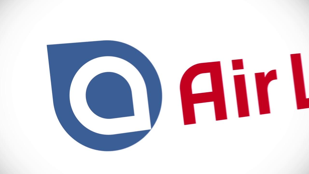 Air Liquide\'s new visual identity.