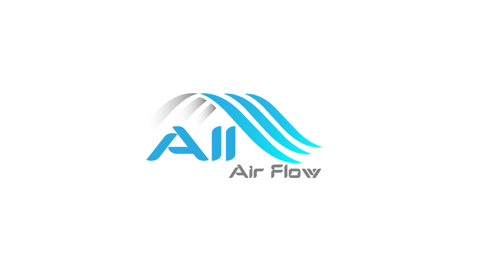 Entry #78 by Industrious247 for Design a Logo (All Air Flow.