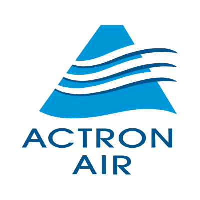 Actron Air logo vector.