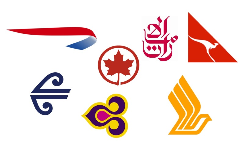 QUIZ: Can You Identify All Of These 16 Airline Logos.