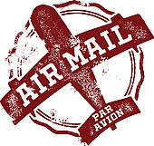 Airmail Clipart Illustrations. 886 airmail clip art vector EPS.