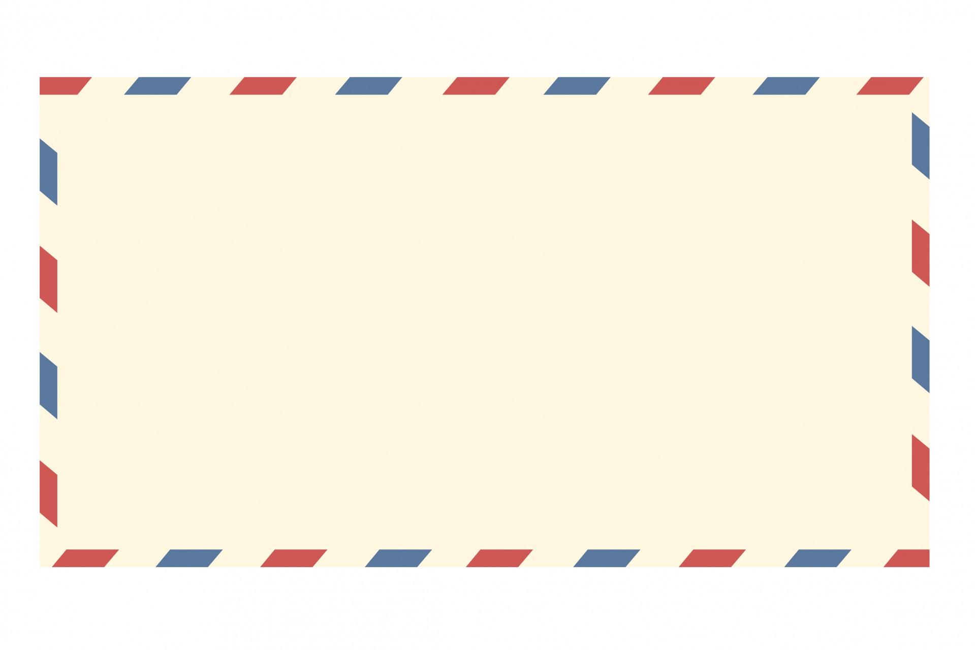 Blank Envelope Clipart.