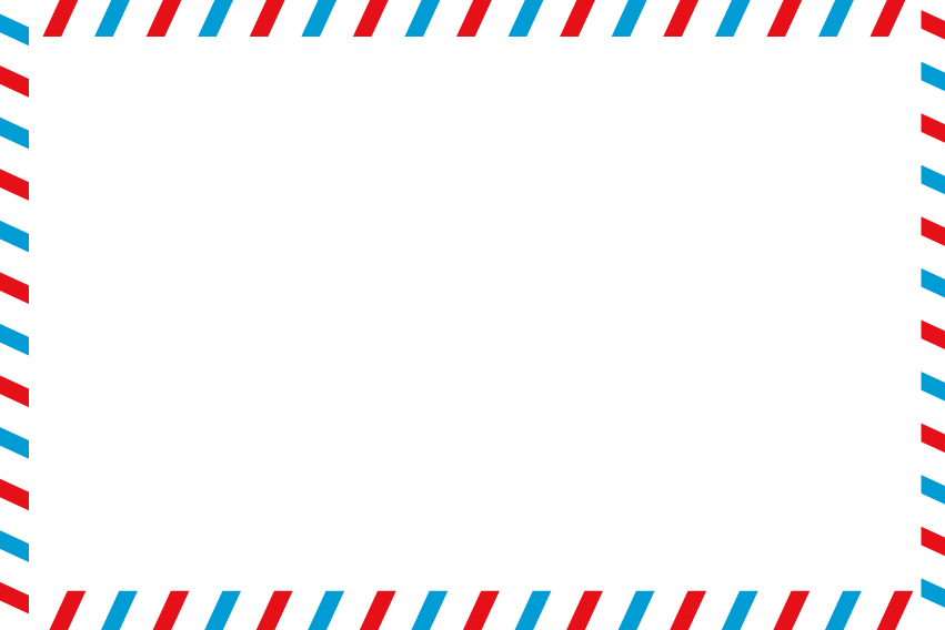 Air Mail Clipart Clipground