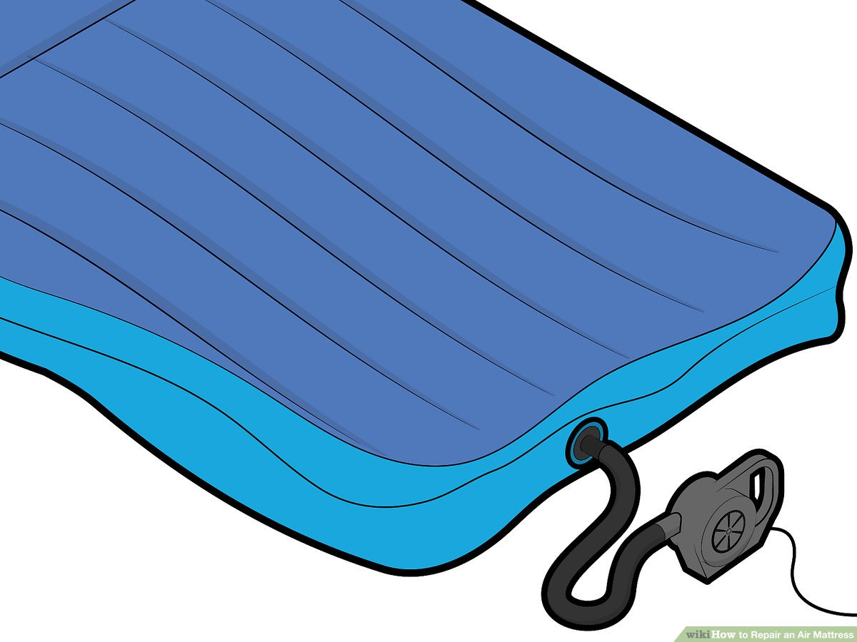 How to Repair an Air Mattress: 13 Steps (with Pictures.