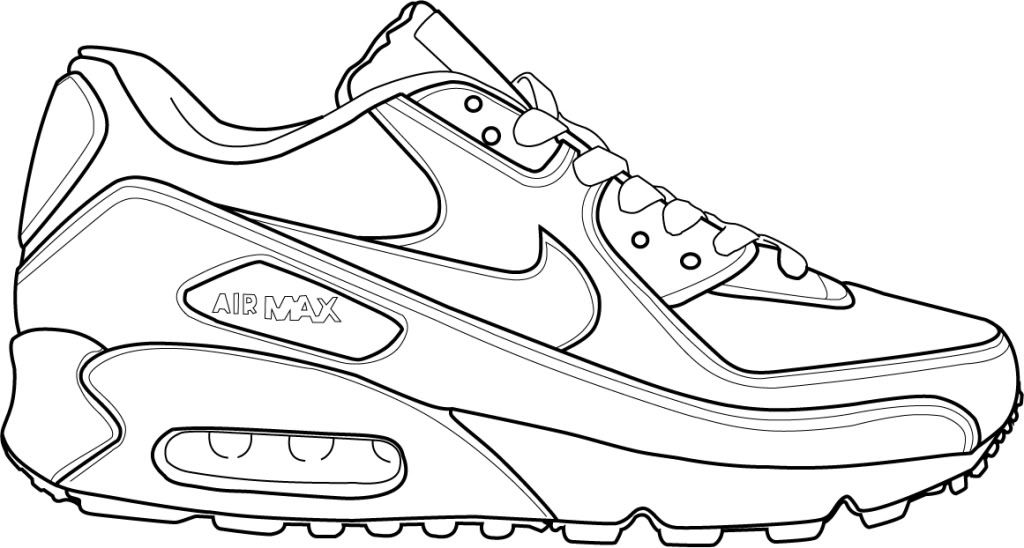 Free Shoe Outline Template, Download Free Clip Art, Free.